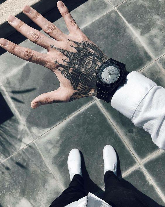 en la mano para hombres 6