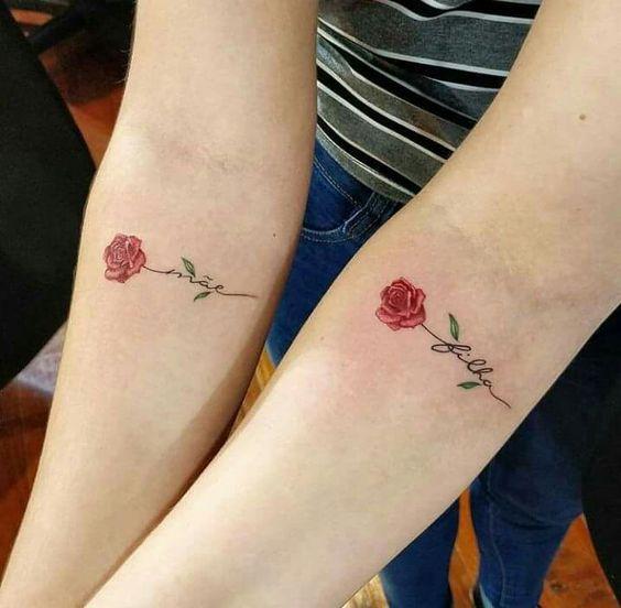 hermanas bonitos 3 - tatuajes para hermanas