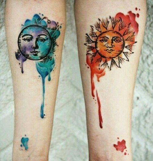 hermanas bonitos 4 - tatuajes para hermanas