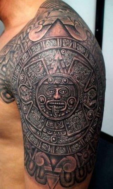 hombro azteca