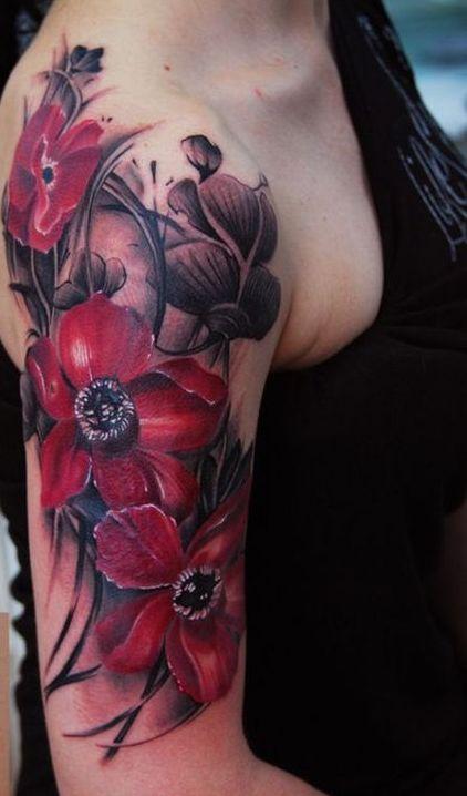 hombro flores 1