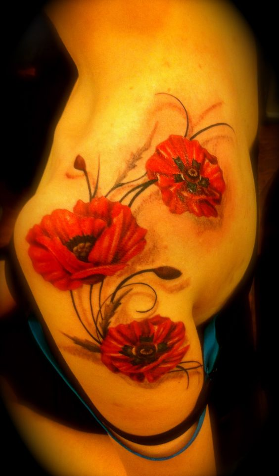 hombro flores 4