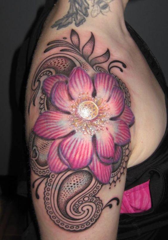 hombro flores 6