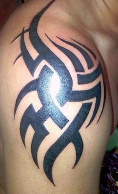 hombro tribales 1