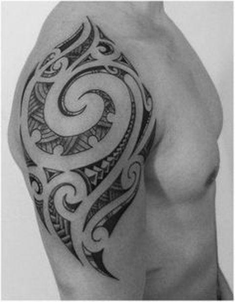 hombro tribales 5