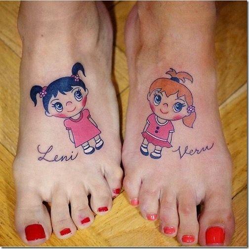 originales de amistad 2 - tatuajes originales