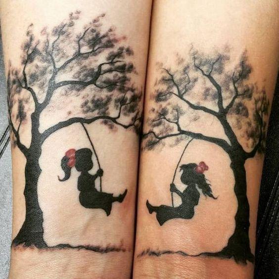 originales de amistad 6 - tatuajes originales