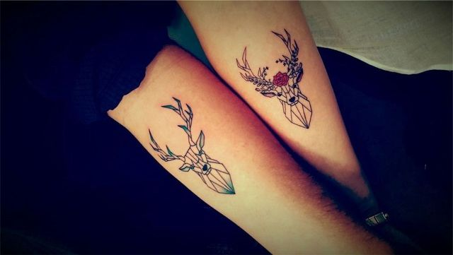 originales para parejas 1 - tatuajes originales