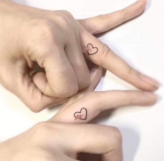 para amigas 5 - Tatuajes para amigas