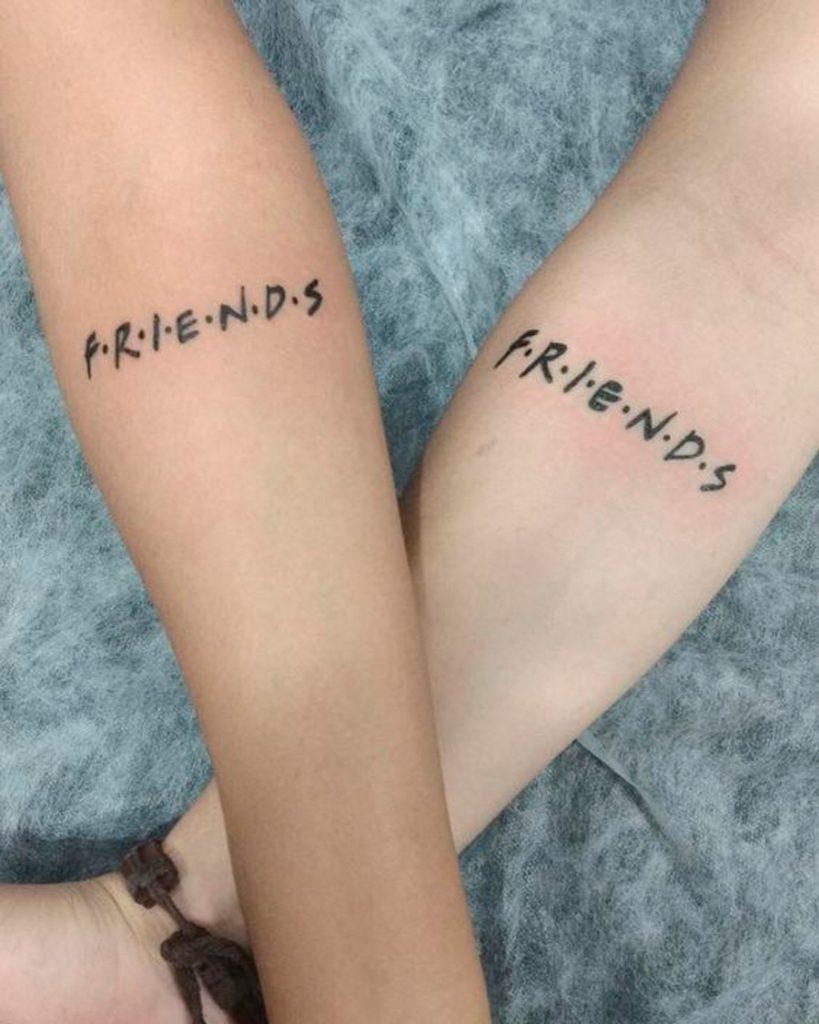 64 Ideas Originales de Tatuajes para Amigas y sus Significados ⋆