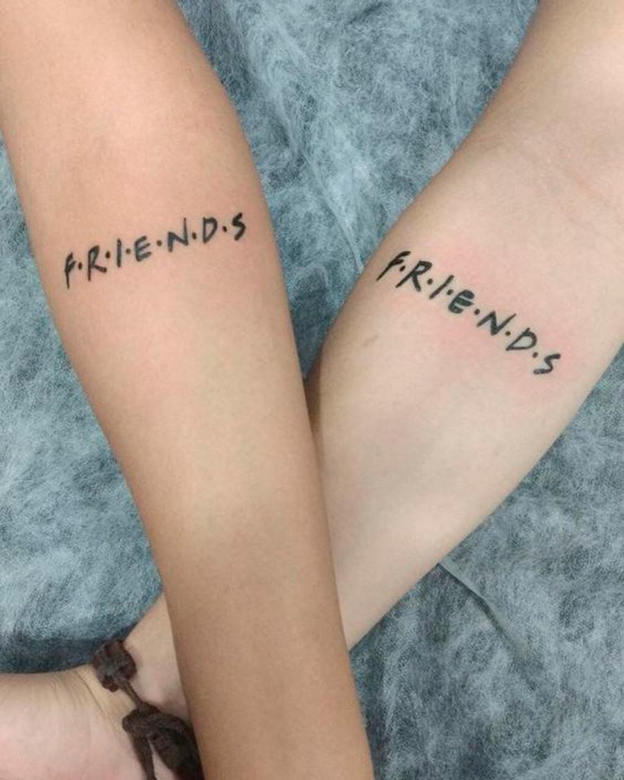 para amigas chiquitos 7 - Tatuajes para amigas
