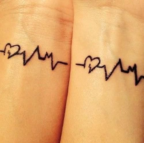 para hermanas 5 - tatuajes para hermanas