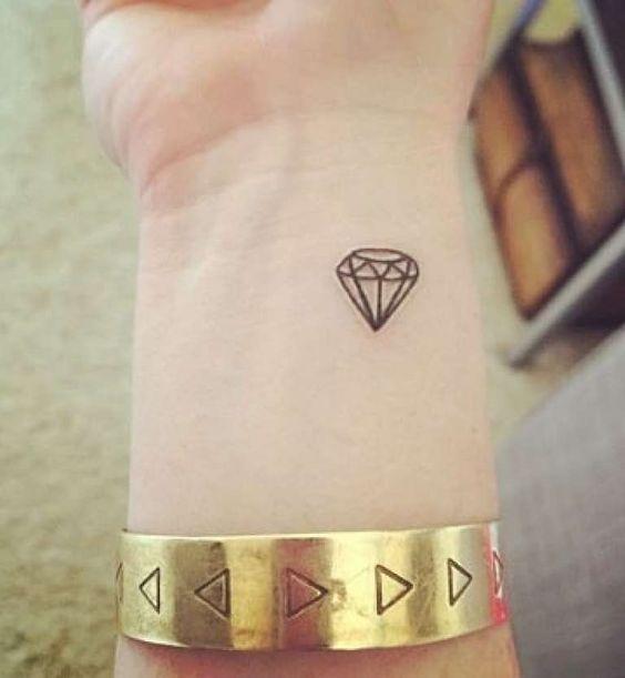 tatuajes d diamantes