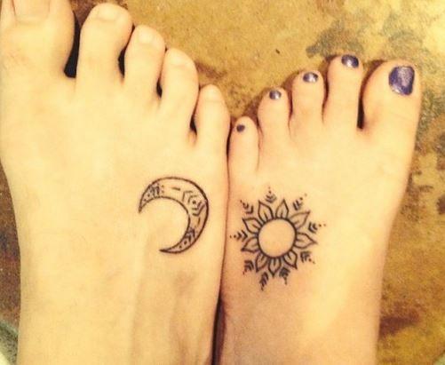 sol y luna para mujeres