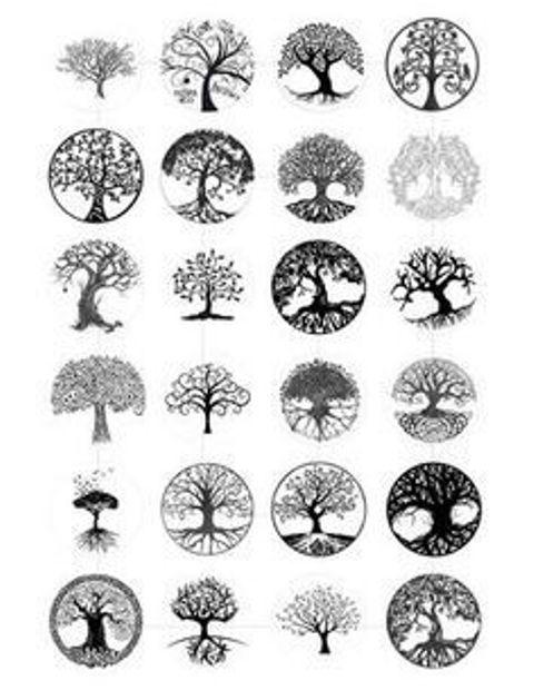 diseños arbol de la vida 3