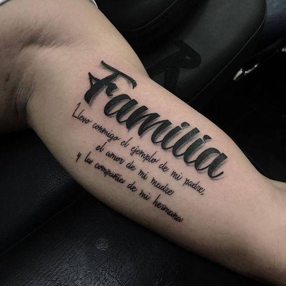 familia para hombres 5 - tatuajes de familia