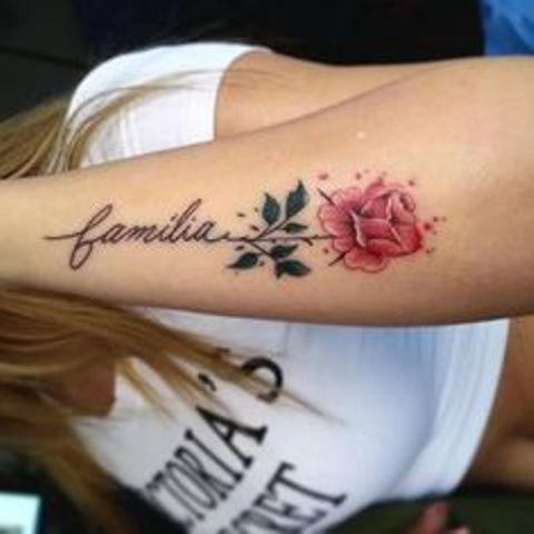 familia para mujer 1 - tatuajes de familia