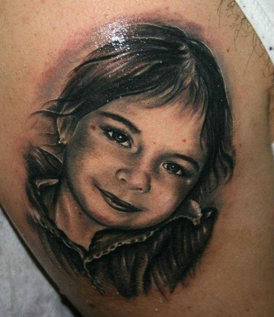 retratos familiares 2 - tatuajes de familia