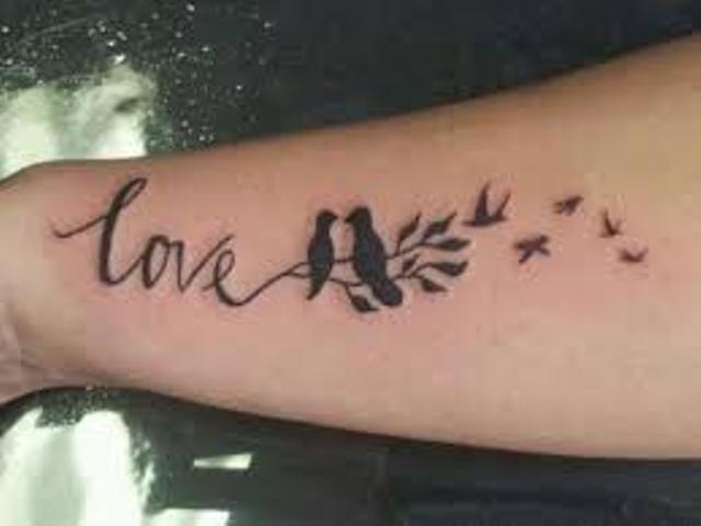 tatuajes de amor familia y eternidad 1