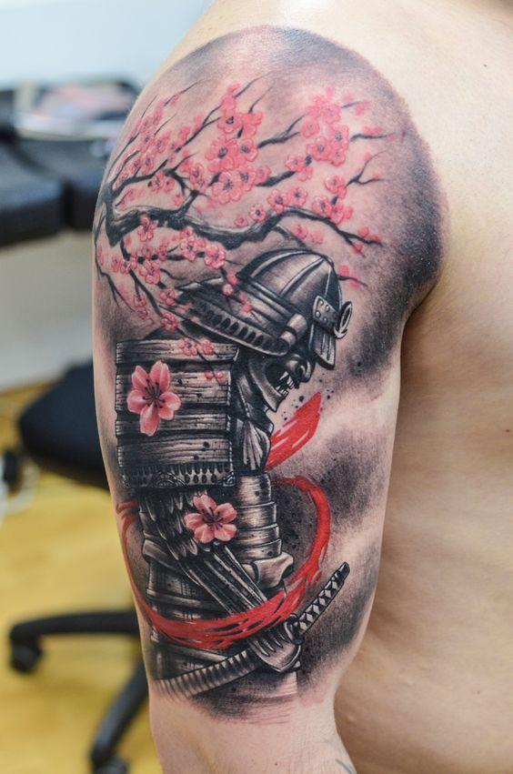 japoneses 3 - tatuajes de samurai
