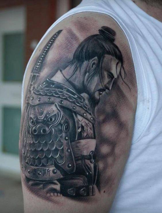 japoneses 4 - tatuajes de samurai