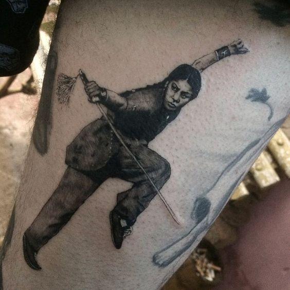 ninjas 2 1 - tatuajes de samurai