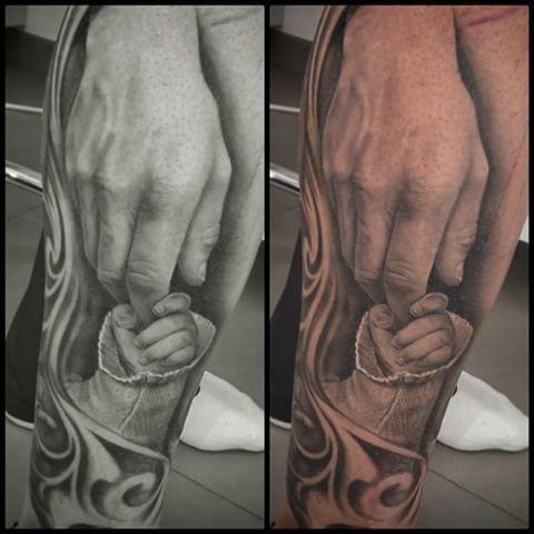 para hijos 2 - tatuajes con significados