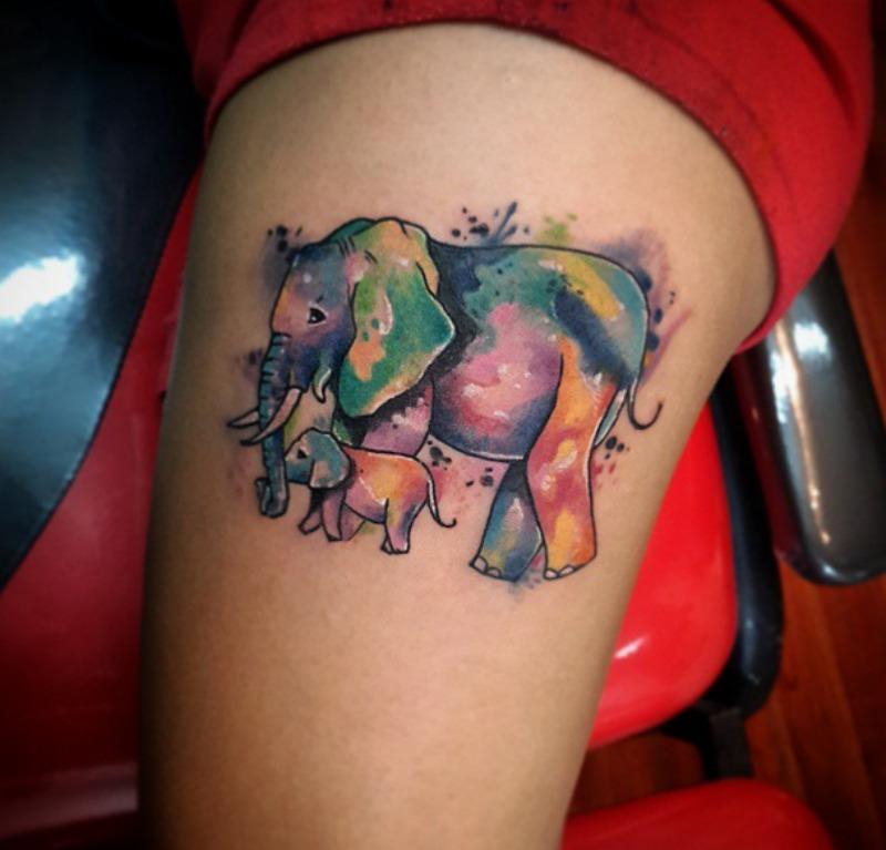 para hijos 5 - tatuajes con significados