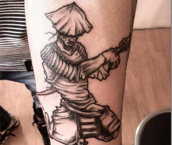 para mujeres 1 - tatuajes de samurai