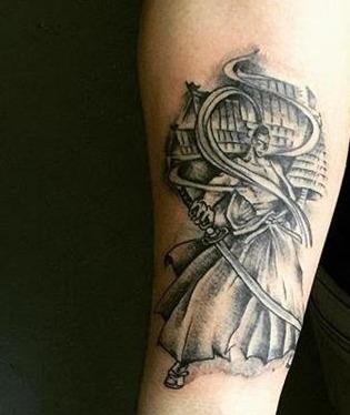 para mujeres 4 - tatuajes de samurai