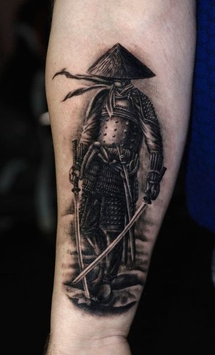 samurais guerreros 3 - tatuajes de samurai