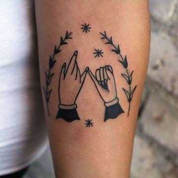 significado de amistad 3 - tatuajes con significados