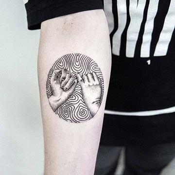 significado de amistad 5 - tatuajes con significados