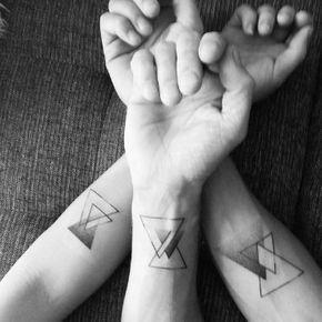significado de hermanos 2 - tatuajes con significados