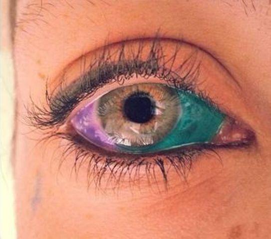 en los ojos 1
