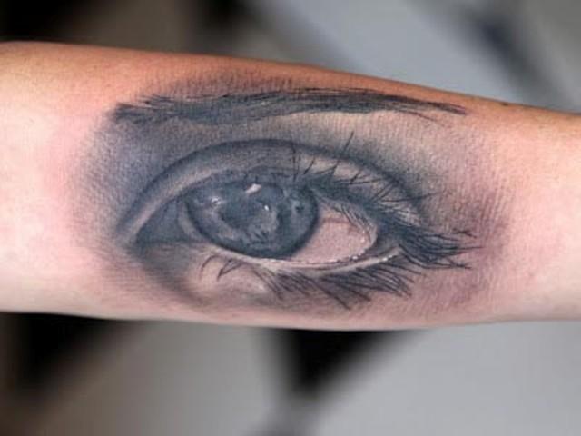 imagenes de ojos 3
