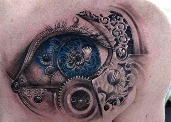ojos con reloj 2