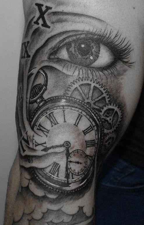 ojos con reloj 3