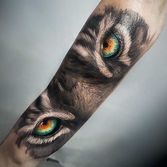 ojos de tigre 3