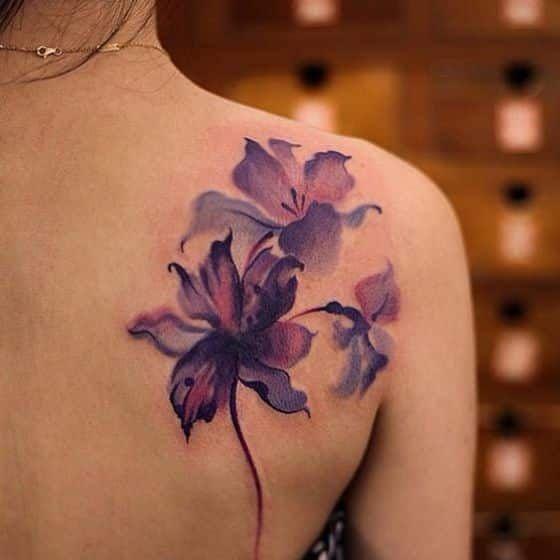 acuarela flores 5