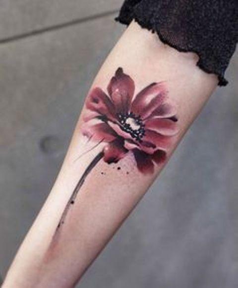 acuarela flores 6