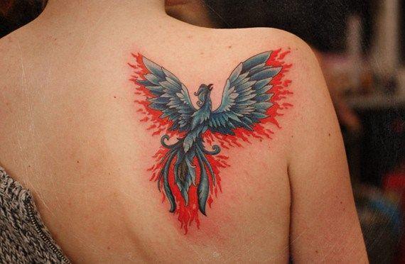 avefenix en tatuajes 1
