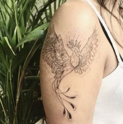avefenix en tatuajes 4