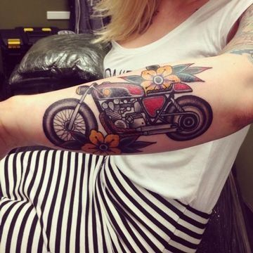 motos para mujeres 1