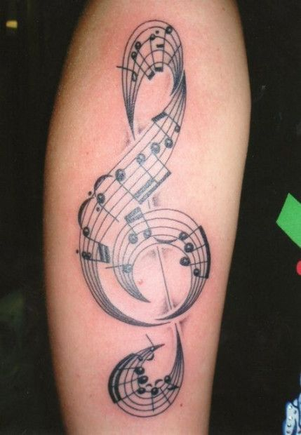 musicales en el brazo 4
