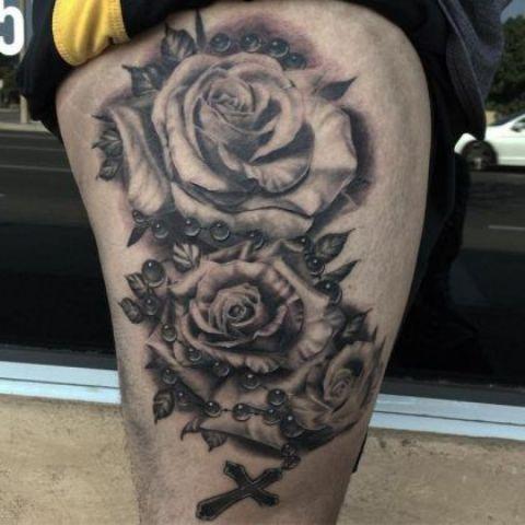 rosarios y rosas 5