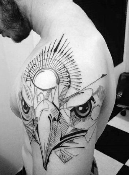 tatuajes con aguilas 1
