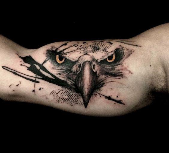 tatuajes de aguila para hombres 6