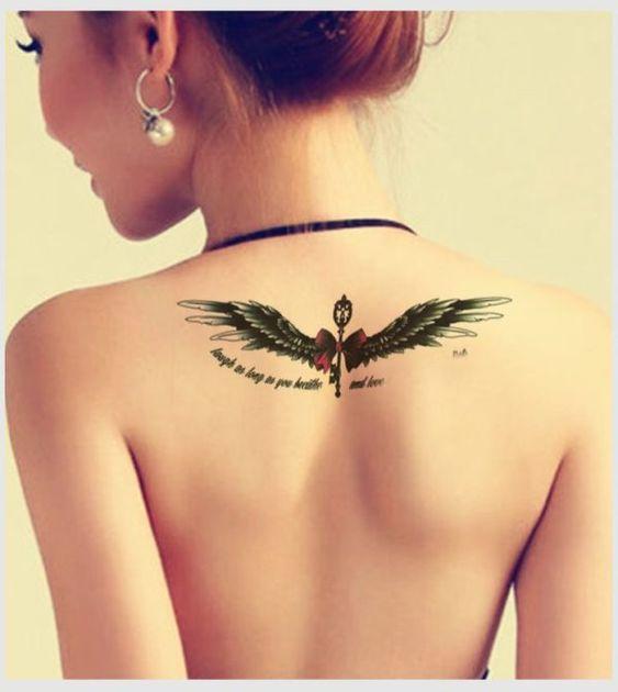 tatuajes de aguilas para mujeres 2