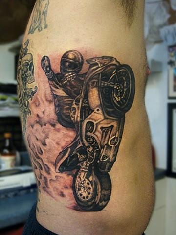 tatuajes de motos 2